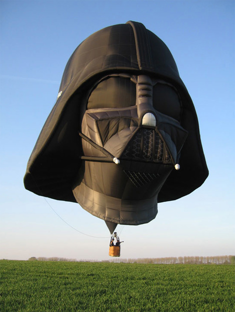 The-Darth-Vader-Hot-Air-Balloon--